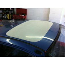 Civic EK Sunroof Blanking Plate