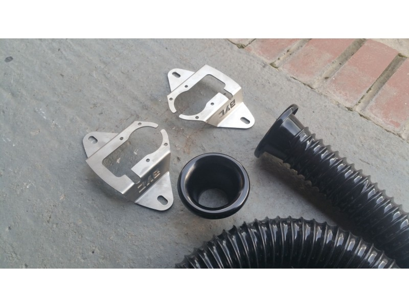 BYC Brake cooling plates 262 + 282's