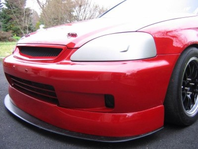 EG Front Splitter Mounts