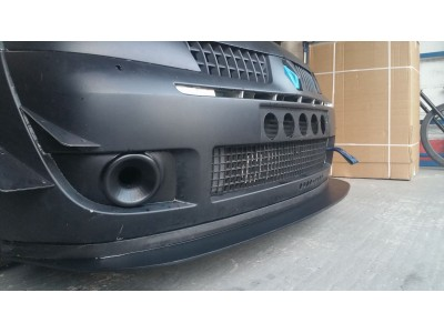 Clio 182 front splitter mounts