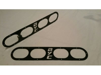 Front or Rear bumper Air release plate (Pair)