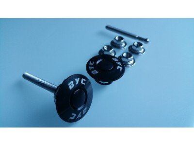 BYC bumper push button latches