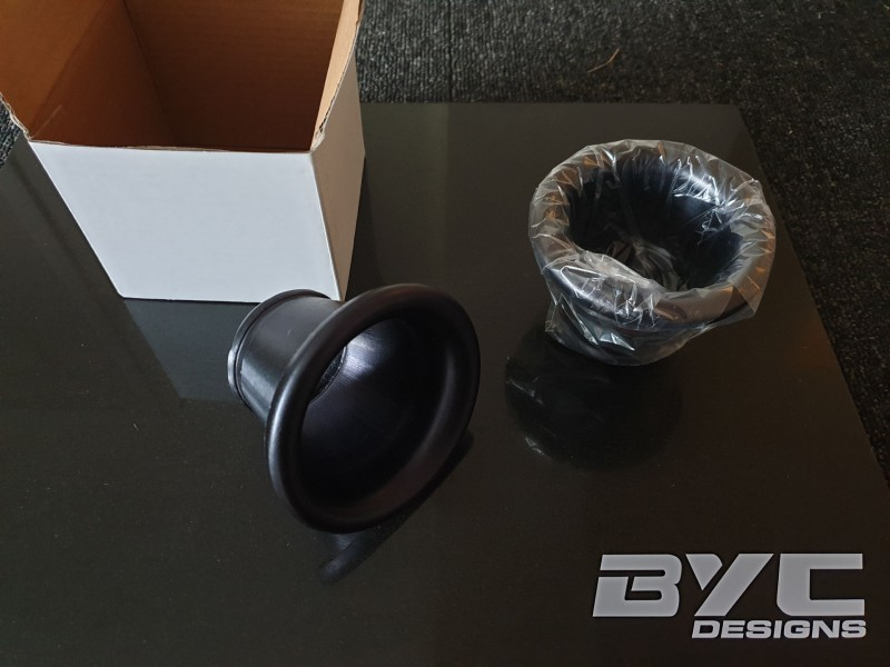 "BYC 2"" velocity jack (intake cones)"