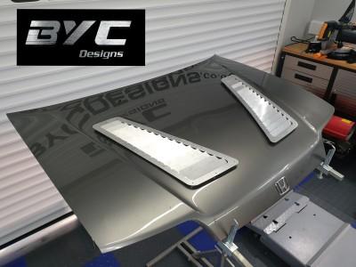 Universal BYC bonnet vents