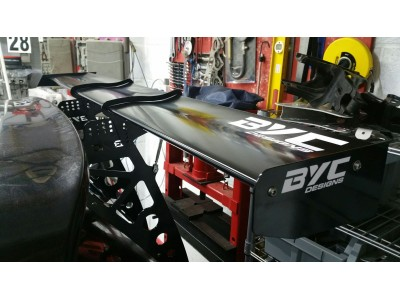 BYC style end plates
