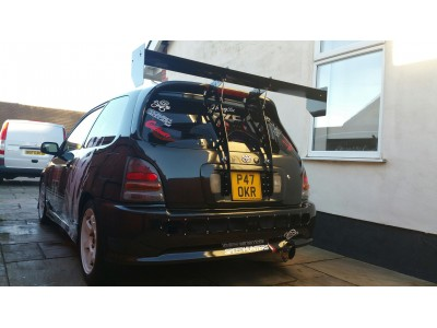Glanza EP91 BYC wing mount system