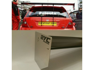 GT style end plates