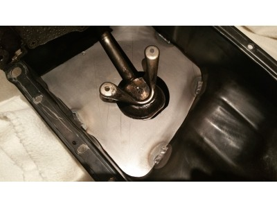 H22A7 Baffle Sump plate