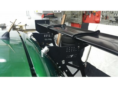 Lupo Non GTI BYC wing mount system
