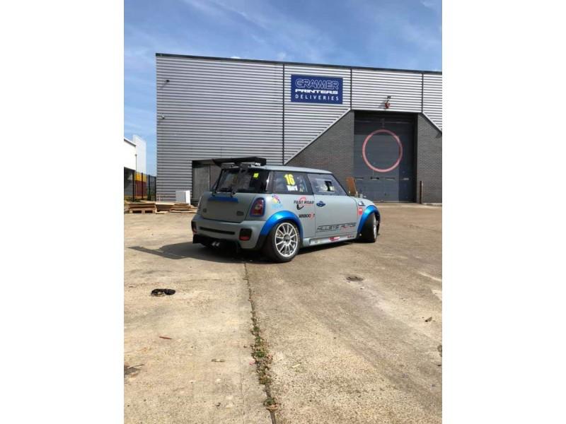 BMW Mini wing mount kit