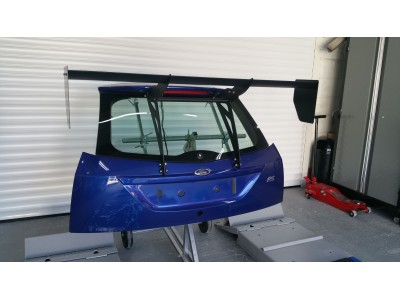 Ford Focus RS MK1 BYC wing mount kit
